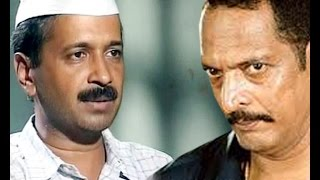 arvind kejariwal Delhi Elections needs Ticket  Nana Patekar   Funny Video Clips