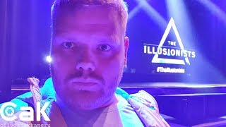 Ciemos pie The Illusionists