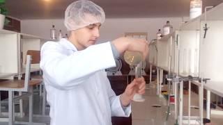 Моя професія - Лаборант ХБА