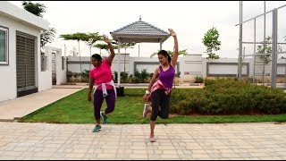 Zumba Dreamers - Show No Mercy & Kill Fat  - Vol V; Choreographed by Neha.