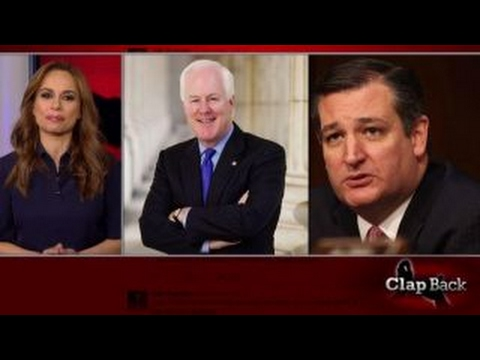 Julie Roginsky on those 'artful' Cruz and Cornyn clapbacks