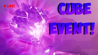 *NEU* FORTNITE CUBE CRACKING!!! - LIVE CUBE EVENT