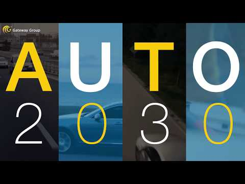 Self Driving Cars - The Future of Automotive in 2030