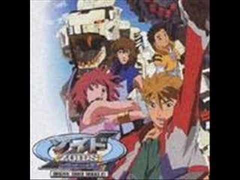 Zoids New Century Zero OST Track 2 (
