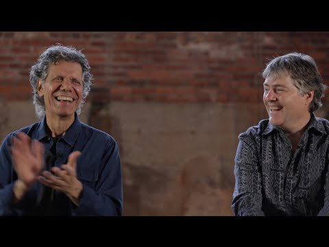"Chick Corea & Béla Fleck Interview: New Album ""Two"" (2xCD set) + Tour"