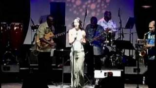 Contigo Aprendi - Elizabeth Nieves with The Virgin Islands Rhythm Section at Blue Bay Music Festival