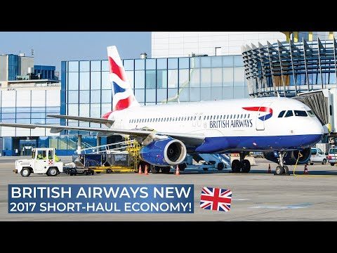 TRIPREPORT | British Airways (NEW 2017 ECONOMY CLASS) | Vienna - London Heathrow | Airbus A320