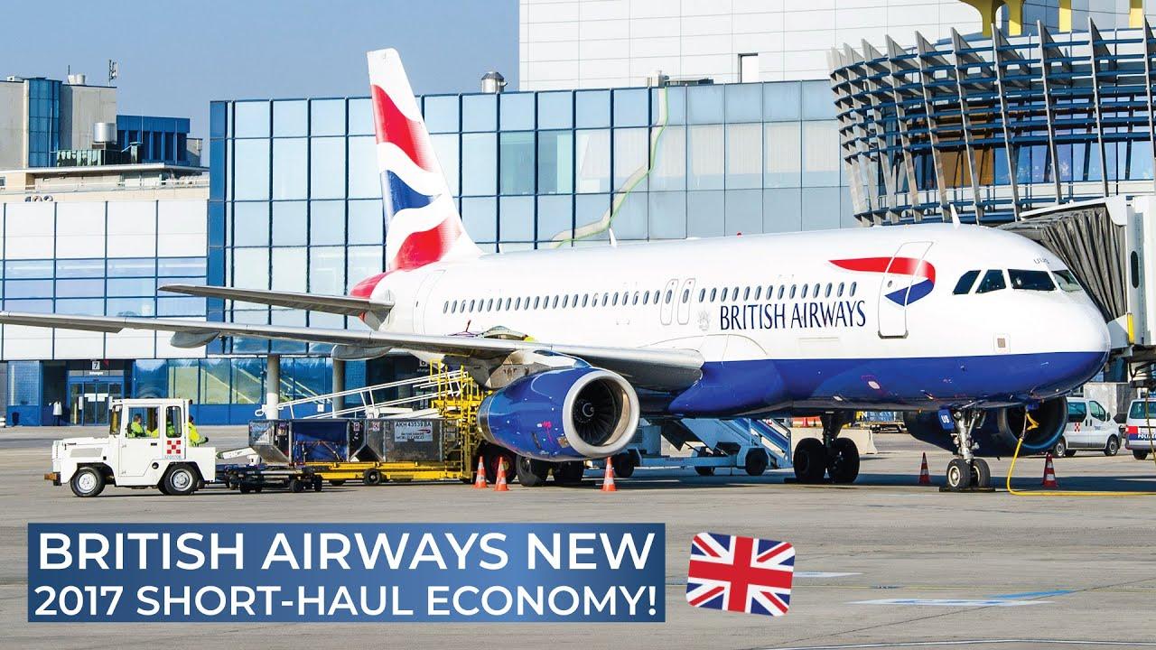 Image result for british airways economy cabin