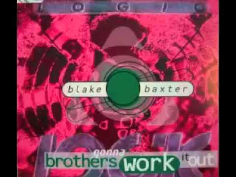 Blake Baxter - Brothers Gonna Work It Out (Red Planet Mix)