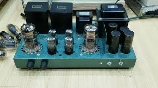 Audioprofessor 6c33c With Open Baffle Speaker
