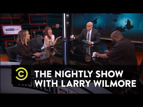 The Nightly Show - Rachel Dolezal & Defining Blackness
