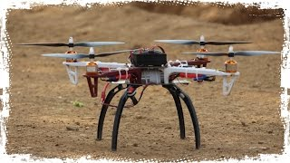 How to make a Quadcopter | Drone