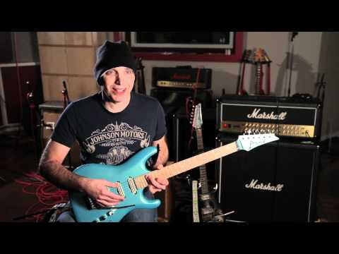 Joe Satriani Talks About Jason Becker
