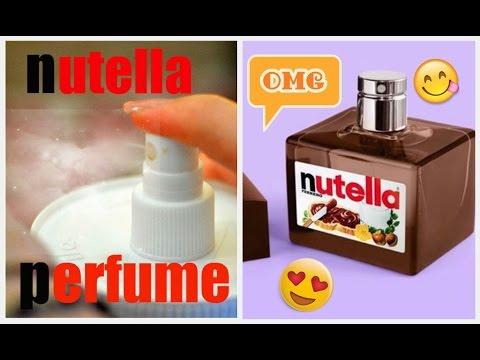 Profumo alla nutella fai da te diy nutella perfume youtube - Profumo casa fai da te ...