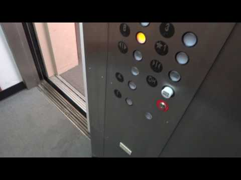 Old Otis Hydraulic Elevator - 770 N Western Ave - Lake Forest, IL