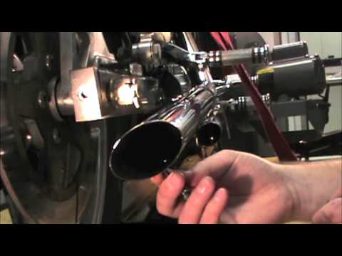 S&S Cycle - Drag Pipes Style Exhaust: Carb Jetting and Troubleshooting