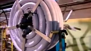 Производство дренажной трубы(, 2016-02-24T16:00:19.000Z)
