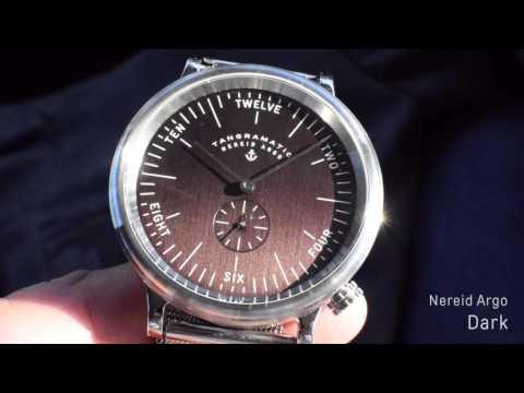Preview of the Nereid Pacific Blue and Nereid Argo Dark
