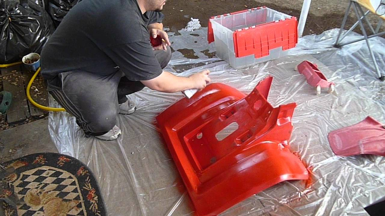 Best Paint To Paint Atv Plastics