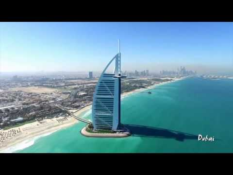 Dubai  Abu Dhabi - beautiful short video - UAE