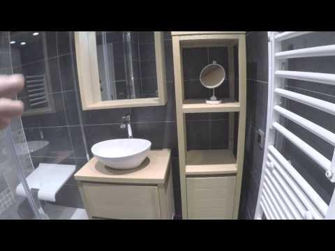 R novation int grale de salle de bain r alis e par la - Salle de bain 3m2 ...