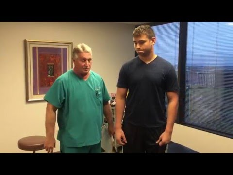 Houston Sports Chiropractor Dr Gregory Johnson Helps Weightlifter Get Ready For Competition