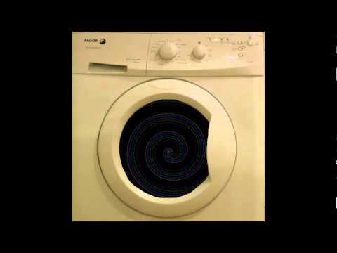 ASMR - Washing machine noise
