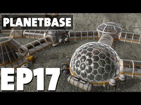 Let's Play Planetbase Episode 17 - Mass Casualties - Version 1.0.4