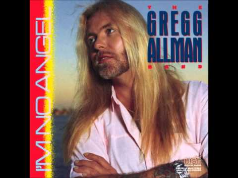 The Gregg Allman Band - I'm No Angel (Full Album 1987)