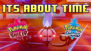 Its About Time! Pokemon Sword and Shield Competitive VGC 2020 Doubles Wi-Fi Battle