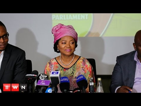 Mbete: Parliament takes motion against Zuma seriously