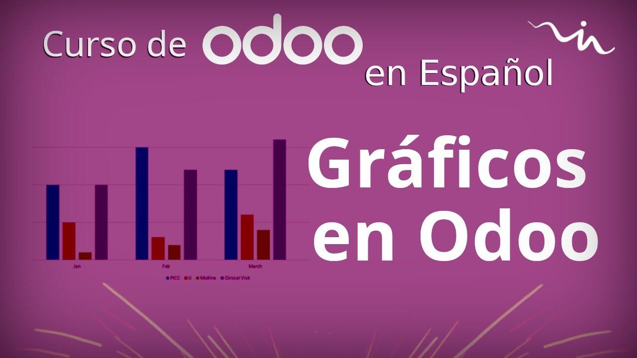 Cursos Odoo - Gráficos Básicos en Odoo