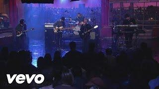 The Shins - Saint Simon (Live On Letterman)