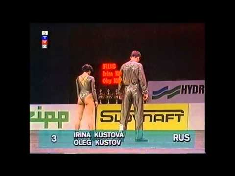 World Masters 1997 Bratislava in Acrobatick Rock and Roll (M