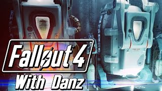 THE EXPERIMENT | Fallout 4 with Danz | Part 2