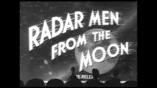 MST3K - Radar Men from the Moon 1: Moon Rocket