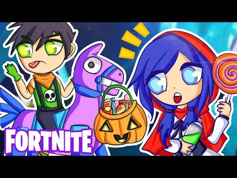 Fortnite - TRICK OR LOSE! THESE AREN'T TREATS! (Funny Moments)