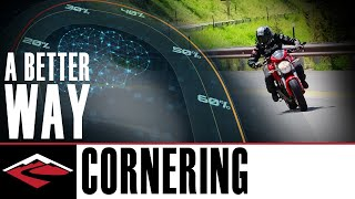 A Better Way to Turn A Motorcycle | A Beginners Guide to Cornering