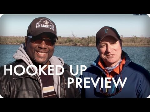 Download The Wire's Wendell Pierce Fishing with Tom Colicchio | Hooked Up Ep. 6 Preview | Reserve Channel