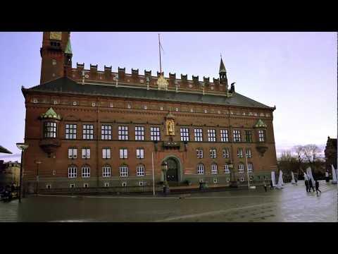 Copenhagen Town Hall | Hyperlapse