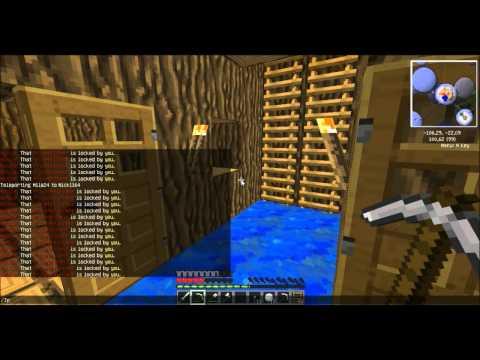 [Minecraft] MP Planetoids ep.2: Minecraft kočka (černá)