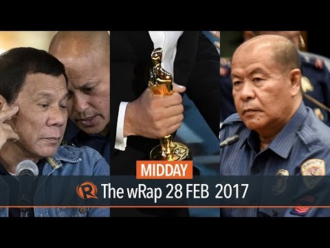 Senate probe, war on drugs, Oscars |...