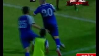 شاهد ثاني هدف في موسم 2016- 2017  رائع من هجمه نموذجيه واعتراضات احرزه اسوان في الداخلية