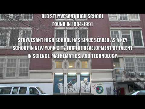 OLD STUYVESANT HIGH SCHOOL