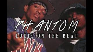 """Dark 90s Mobb Deep Type Beat """"Phantom"""" Old School 90s Hip Hop Boom Bap Type Beat"""