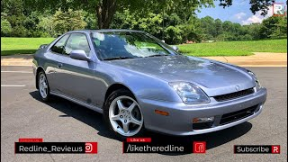 This 1999 Honda Prelude Type SH is the Most Perfectly Preserved Example on the Planet