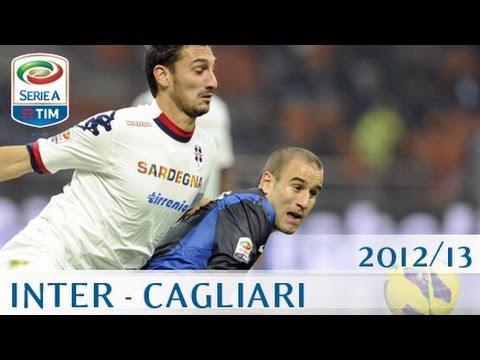 Inter - Cagliari - Serie A 2012/13 - ENG