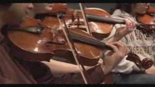 Gordon Chambers In The Studio:  Violins