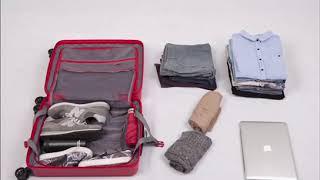طقم شنط سفر سهلة الاستخدام