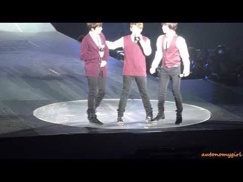 [HD fancam] 101120 KRY in Taiwan - The Night Chicago Died